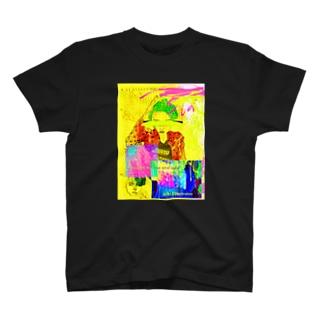 進化 T-shirts