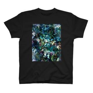 混沌Tシャツ T-shirts