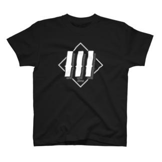 どーんとロゴT/big logo T-shirt T-shirts