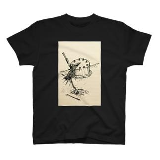 バースデーケーキ T-shirts