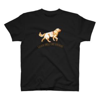 ゴールデン_太陽の匂い T-shirts