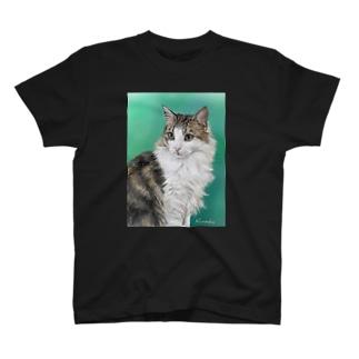 ノルウェージャン アラン君1 T-shirts