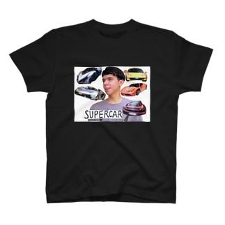 スーパーカー T-shirts