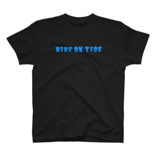 Ride on Tide Tシャツ T-shirts