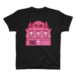 ホテルPinkRose Annex T-shirts