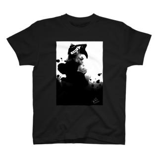 〝nyx〟T-shirt T-shirts