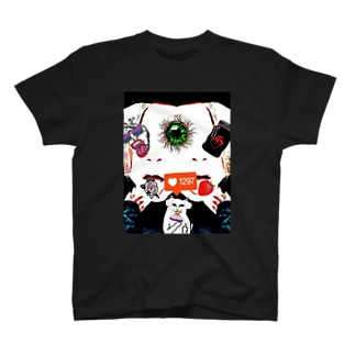 My monster T-shirts