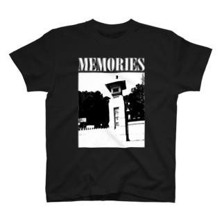 90年代V系インスパイアグッズ・・・あの橋・・・† T-shirts