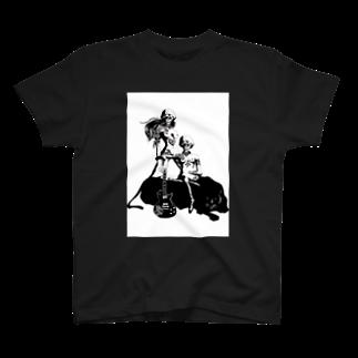 gashaのハーケンクロイツ T-shirts