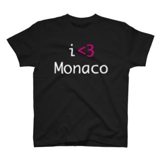 Monaco T-shirts