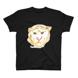 干支(寅年) Tシャツ