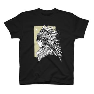 大鳥 T-shirts