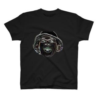 サイケデリック・プレーン T-shirts