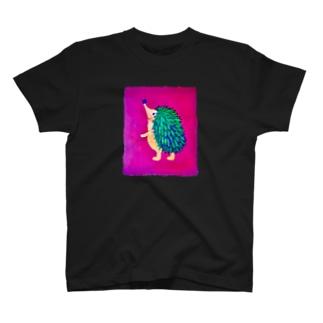はりねずみのハリー君 T-shirts