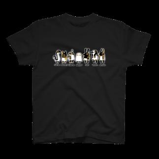 yukaのとーとつにエジプト神 名前つき 7柱 T-shirts