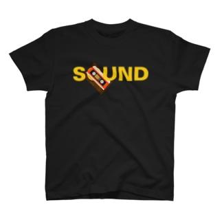 メタルテープ T-shirts
