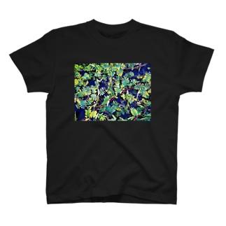 ハッパ T-shirts