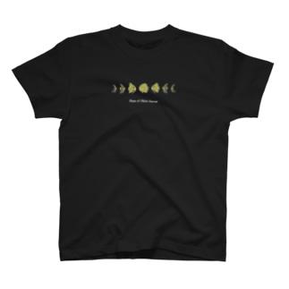 ミカヅキツバメウオ 横 T-Shirt