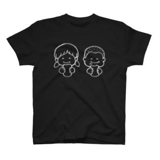 サンドパンのうた(白) T-shirts