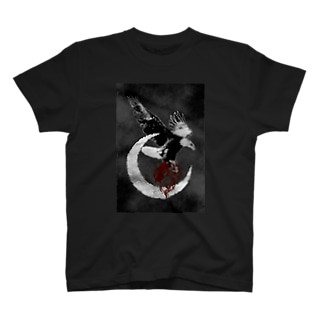 鷲ノ月 T-Shirt