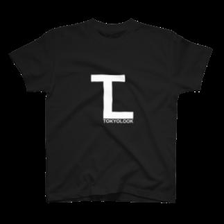 パウロコバヤシのTOKYOLOOK T-shirts