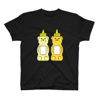 Honey bear W T-shirts