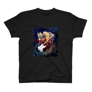 心臓が歌う歌 T-Shirt