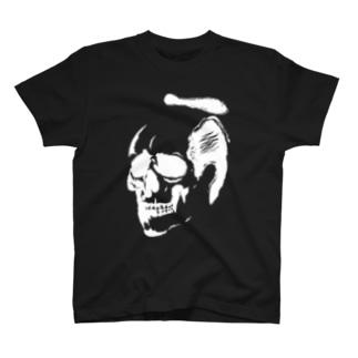 ドクロ侍 T-shirts