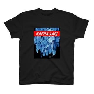 河童Tシャツ T-shirts