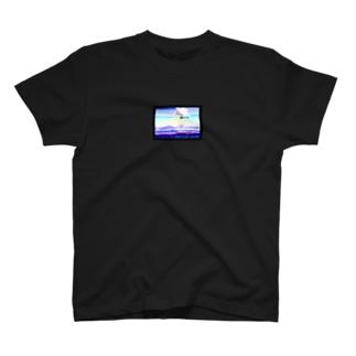broken image loop T-shirts