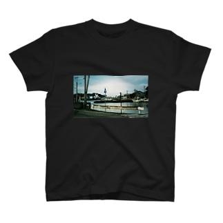 島の湊 T-shirts