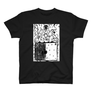 まっちゃんのブタ屋のばもいどおき T-shirts