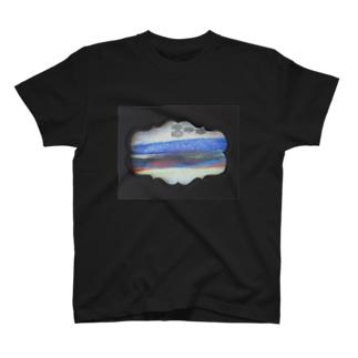 ガクガクドローイング2 T-shirts