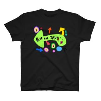 あちらこちらん T-shirts
