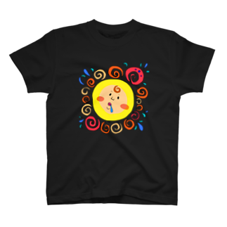 Miyuki_Sakagamiの太陽の子 T-shirts