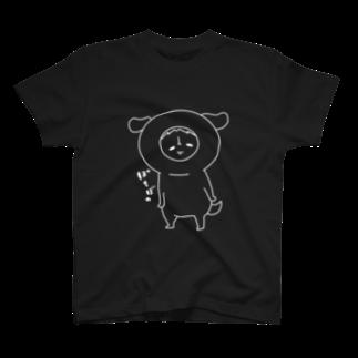 bono shopのぽちT T-shirts