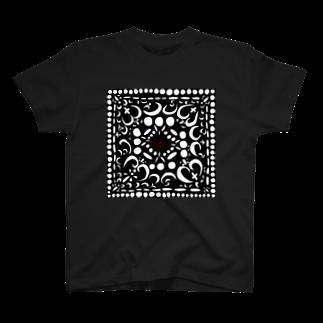 Miyuki_SakagamiのMiyu'n柄 T-shirts