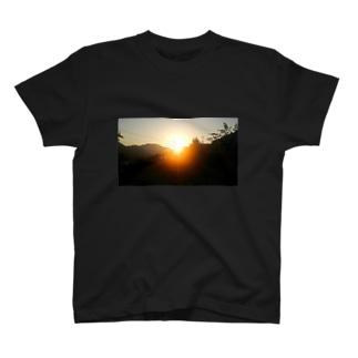 朝焼けA T-shirts