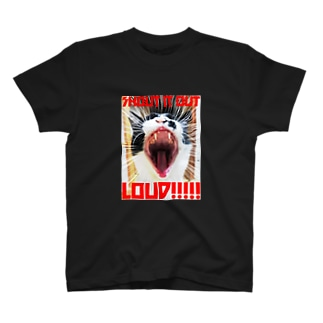 SHOUT IT OUT LOUD!!!!! T-shirts
