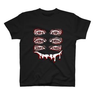六つ目 T-shirts