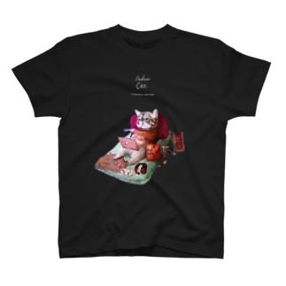 indoor cat T-Shirt