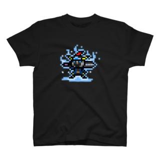 魔神ネコブレイバー T-shirts