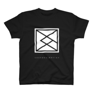sound animation Logo series T-shirts