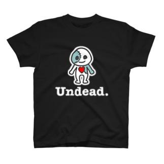 あんでっどくん(仮) T-shirts
