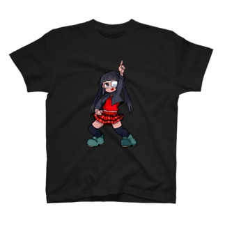 観世音マハTシャツ(A) T-shirts