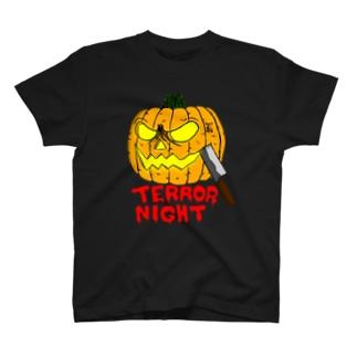 TERROR NIGHT T-shirts
