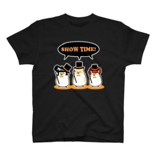 ヤンハム SHOW TIME T-shirts