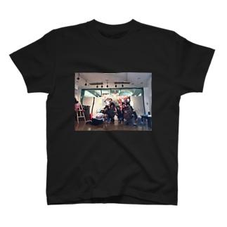 えんとつ町のプペル展inみなとみらいメンバーグッズ T-shirts