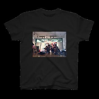 成宮成人のえんとつ町のプペル展inみなとみらいメンバーグッズ T-shirts