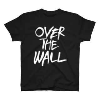 OVER THE WALLのOVER THE WALL T-shirts